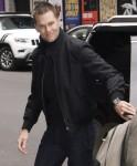 Tom Brady llega Al Late Show Con Stephen Colbert
