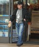 Jamie Spears shopping at Rite-Aid