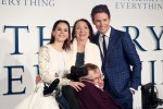 The Theory of Everything premiere