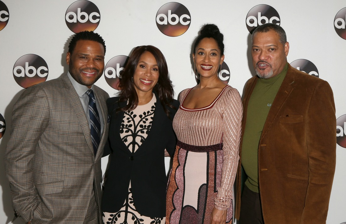 de Disney/ABC TV TCA Invierno De 2017 Parte - Llegadas