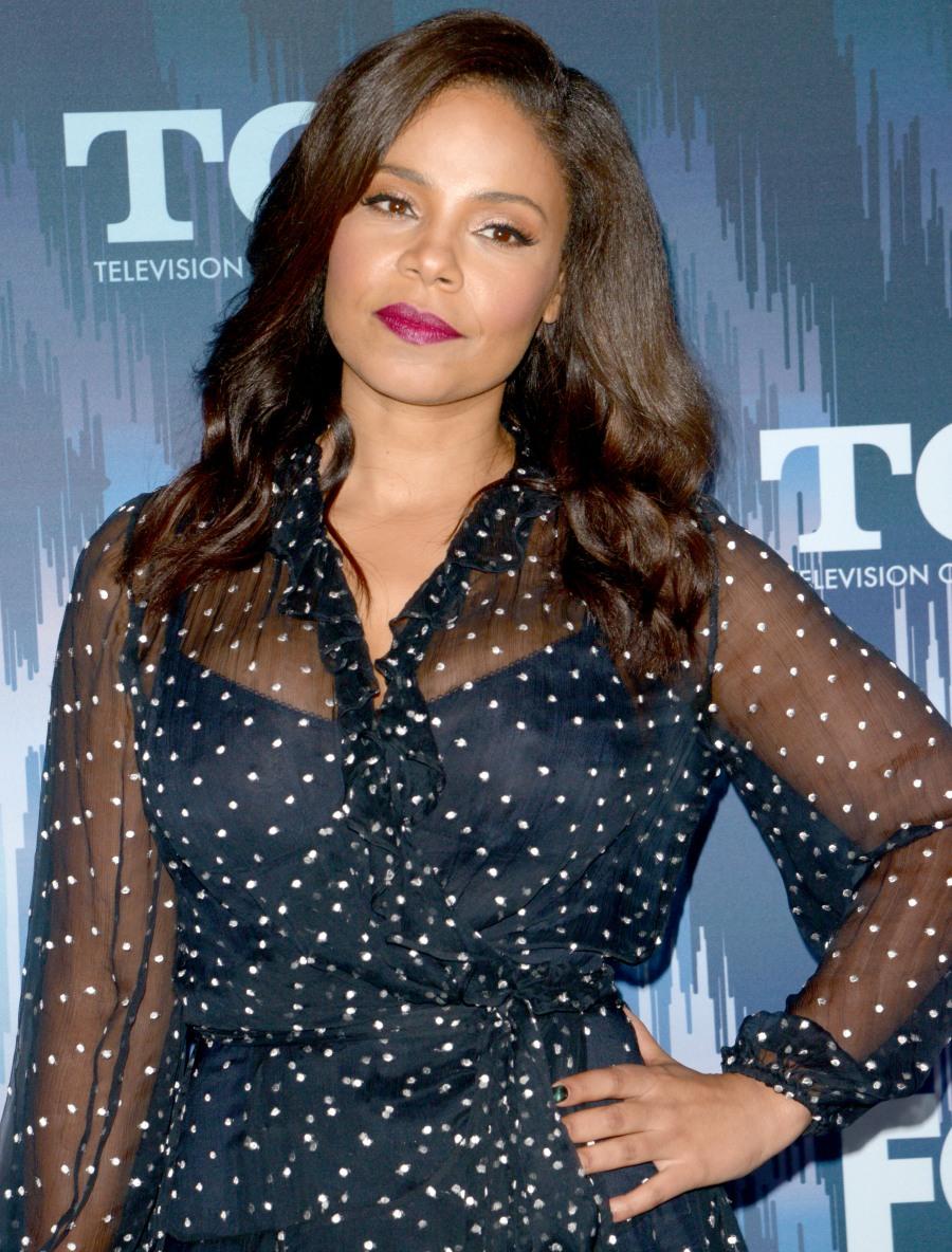 Sanaa Lathan was the mystery actress who bit Beyonce, according to TMZ