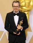 Oscar Awards 2018 Press Room