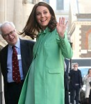 Catherine, Duchess of Cambridge attends The Royal Society for Medicine