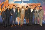"""""""Avengers Infinity War"""" UK Fan Event"""