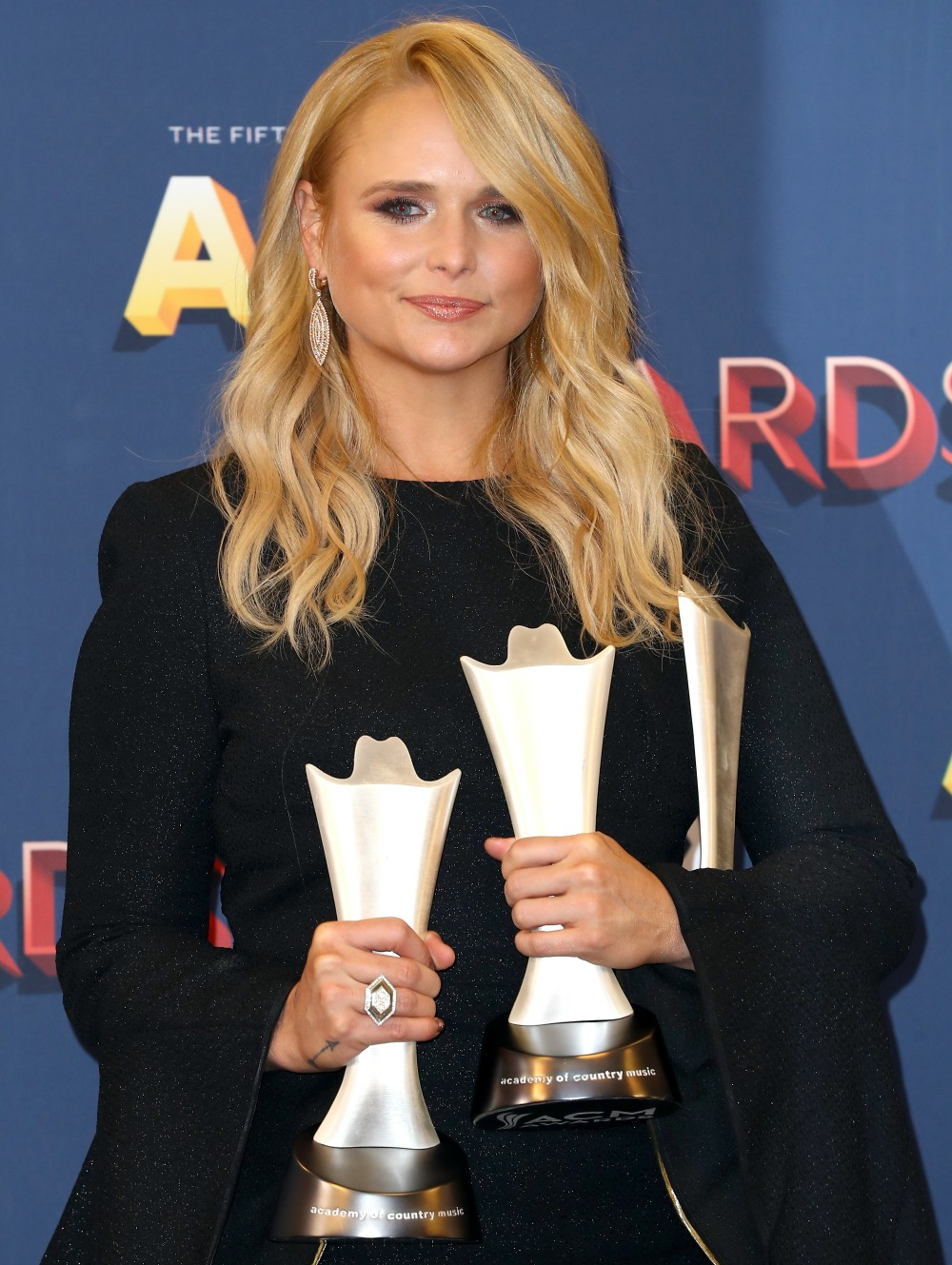 2018 Academy of Country Music Awards Press Room