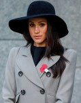 Prince Harry and Meghan Markle look stylish at the Anzac Day Dawn Service in London