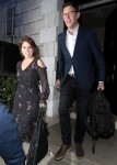 Princess Eugenie of York attends a royal family event at Annabel's