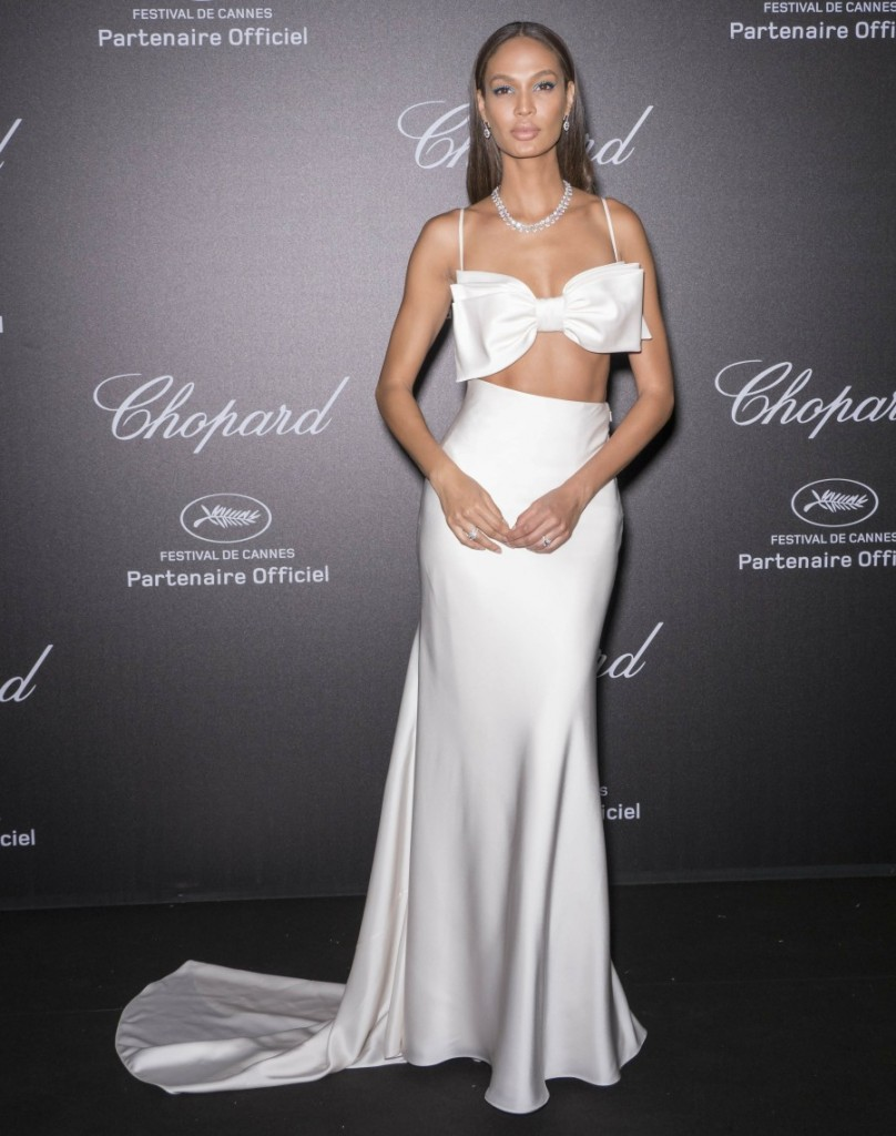 71st annual Cannes Film Festival - Secret Chopard Party - Arrivals
