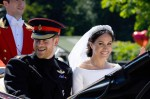 The wedding of Prince Harry and Meghan Markle at Windsor Castle