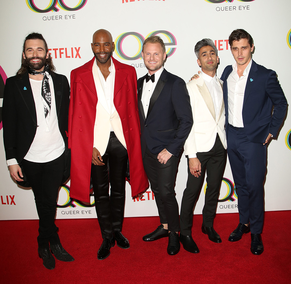 Netflix's 'Queer Eye' Season 1 Premiere