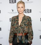 SFFILM Festival 2018 Red Carpet Arrivals for Tribute to Charlize Theron and a screening of Tully
