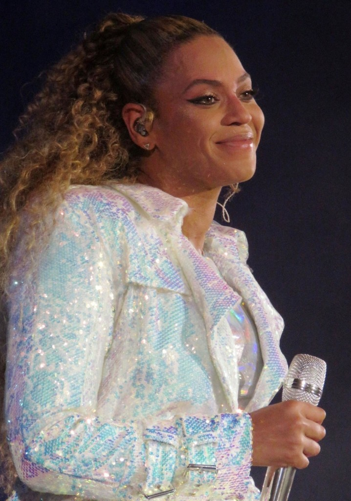 Beyonce and Jay Z perform live at the Principality Stadium in Cardiff