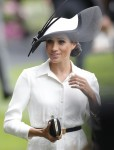 The British Royal family enjoys day 1 of Royal Ascot 2018