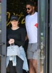 Tristan Thompson takes Khloe Kardashian to Joey Restaurant