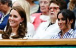 Royals at Wimbledon 2018 Men's Semi Final