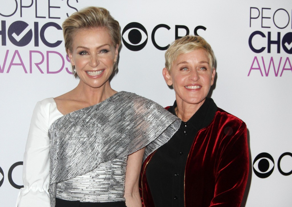 Portia de Rossi: I knew Ellen and I were accepted when divorce rumors started