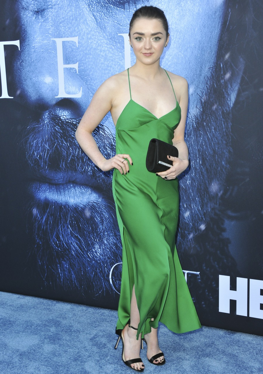Premiere of 'Game of Thrones' season 7 - Arrivals