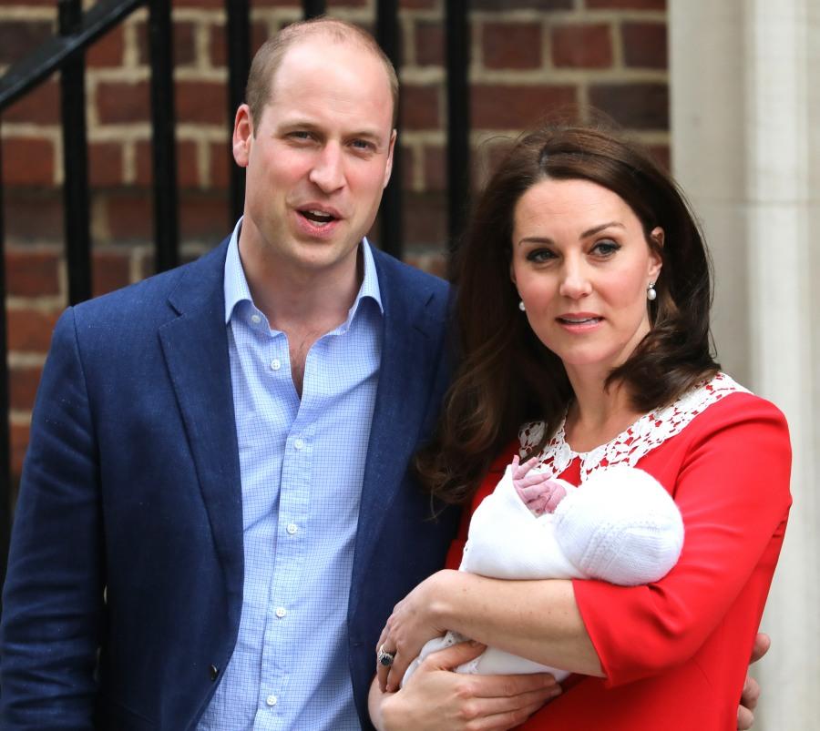 Kate Middleton baby boy
