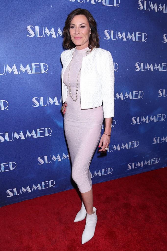 Summer: The Donna Summer Musical Opening - Arrivals