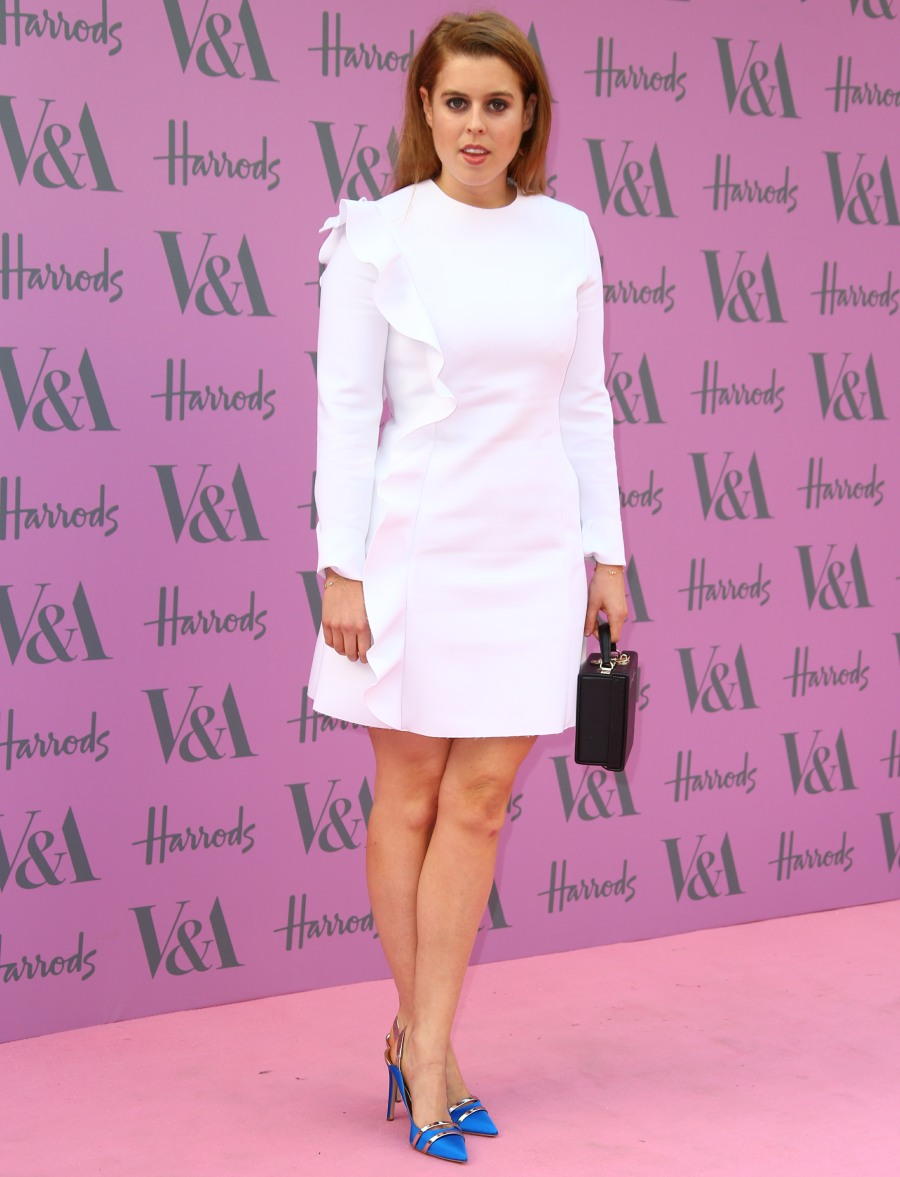 V&A Summer Party Arrivals in partnership with Harrods