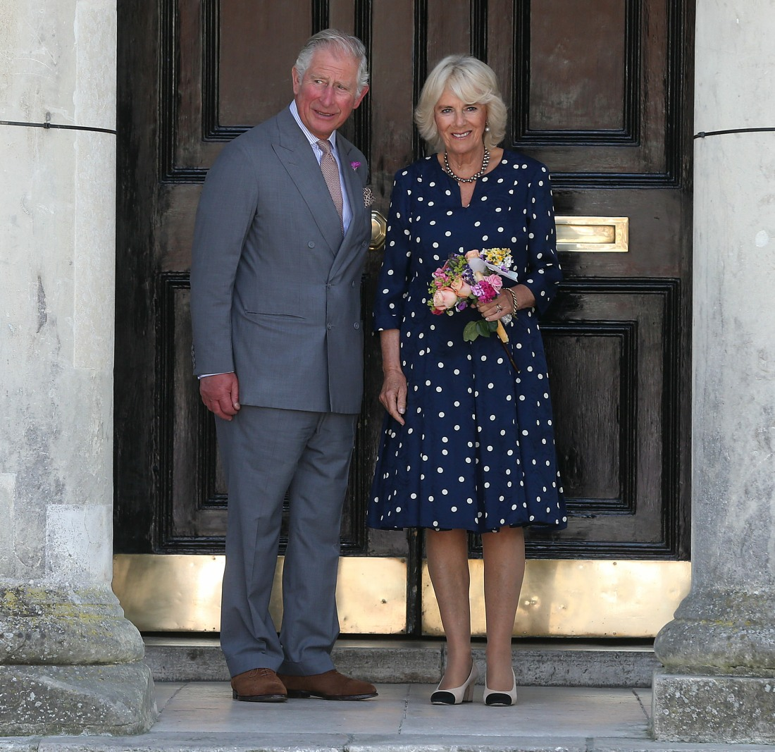 The Prince of Wales and The Duchess of Cornwall will visit Salisbury