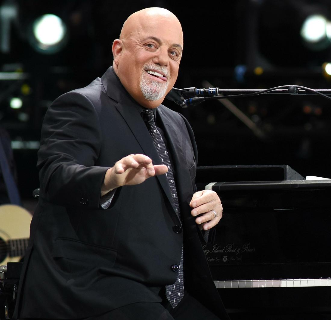 Billy Joel plays Aviva Stadium