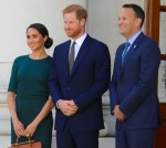 Duke and Duchess of Sussex Dublin