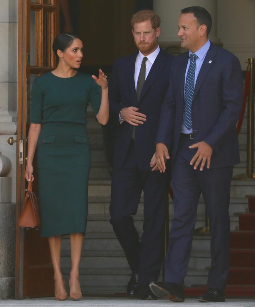 Duke and Duchess of Sussex Dublin