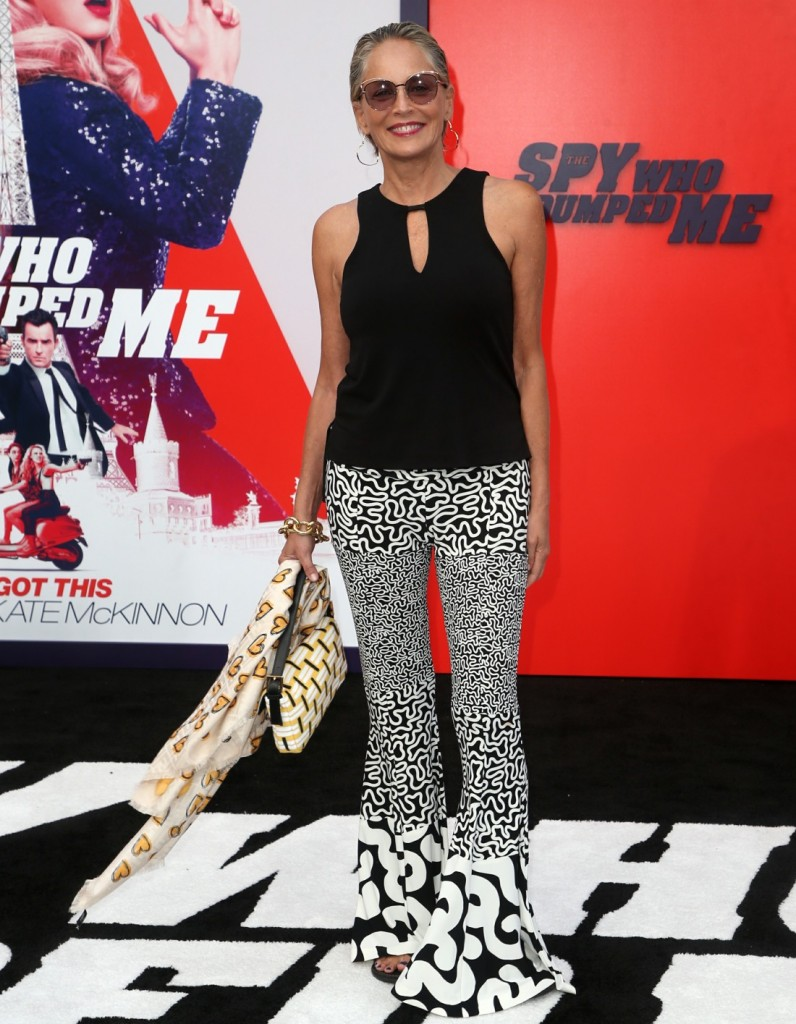 "Premiere Of Lionsgate's ""The Spy Who Dumped Me"""