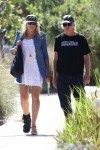 Daryl Hannah and Neil Young have a romantic outing in Malibu