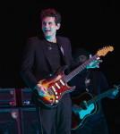 John Mayer performing at Madison Square Garden
