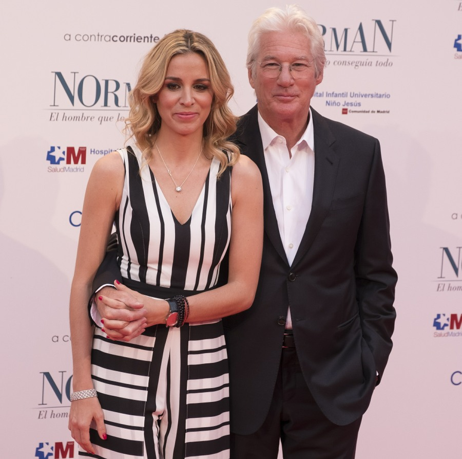 'Norman: The Moderate Rise and Tragic Fall of a New York Fixer' Madrid Premiere