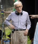 'Untitled Woody Allen Project' filming in New York