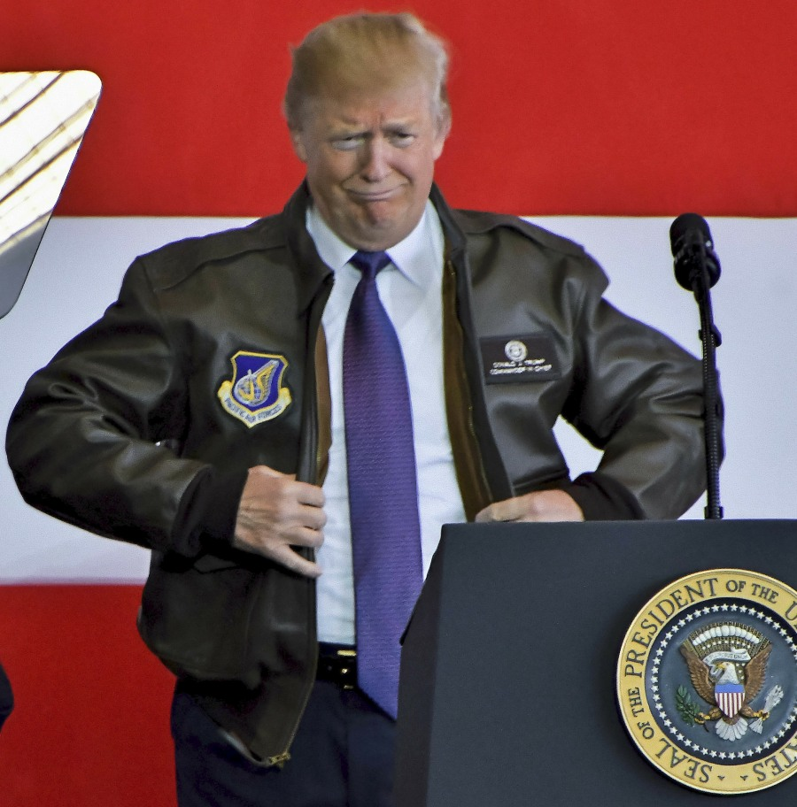 Donald Trump is so mad about the costs of his bigly military parade