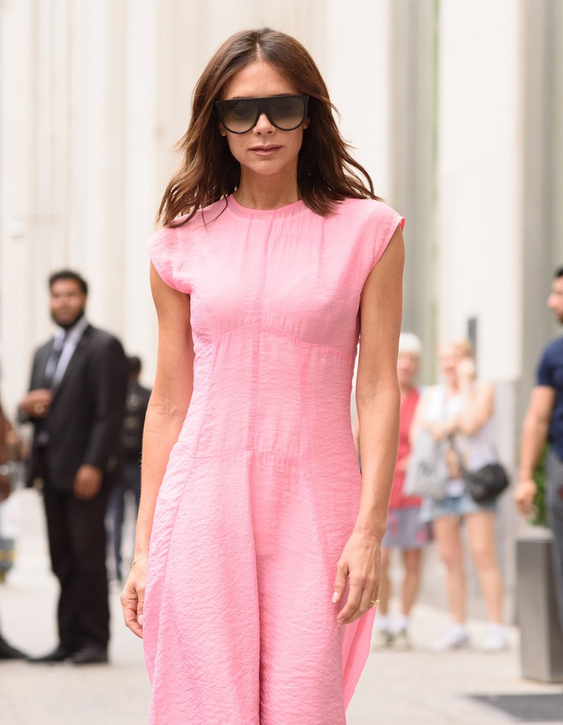 Victoria Beckham steps out in New York City