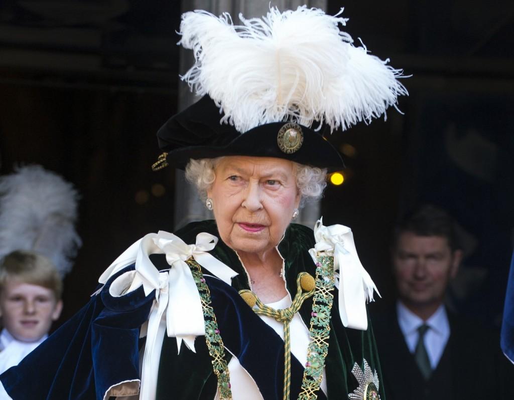 Royal week in Scotland