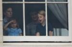 Princess Charlotte and Prince George have fun