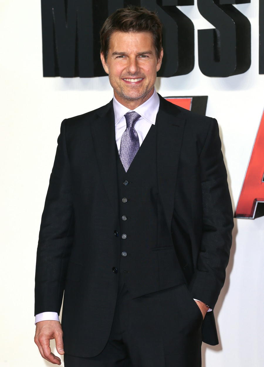 The UK Premiere of 'Mission: Impossible – Fallout' held at the BFI IMAX