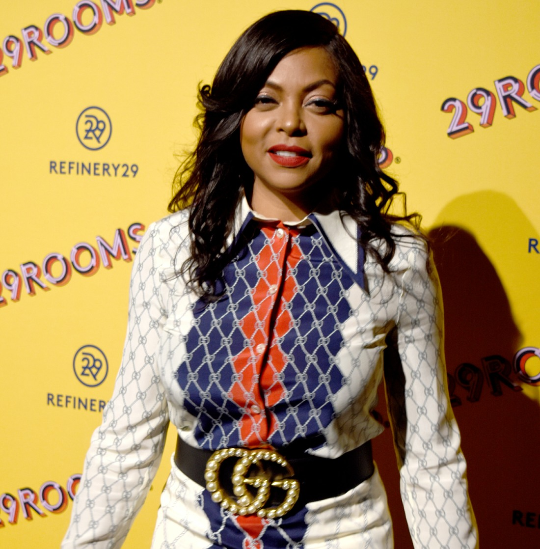 Refinery29's 29rooms Red Carpet Arrivals in Chicago