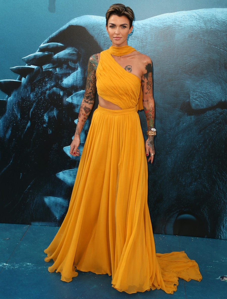 """Warner Bros. Pictures And Gravity Pictures' Premiere Of """"The Meg"""""""