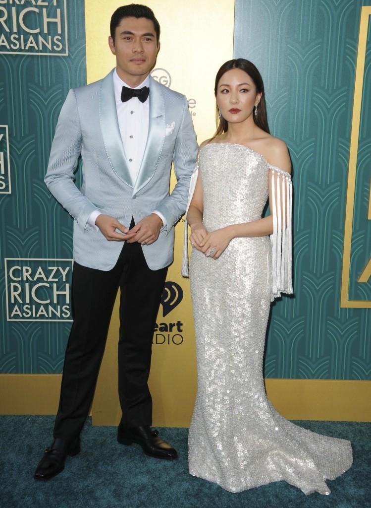 Premiere Crazy Rich Asians