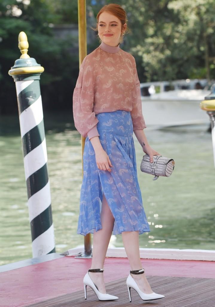 75th International Venice Film Festival - Celebrity Sightings