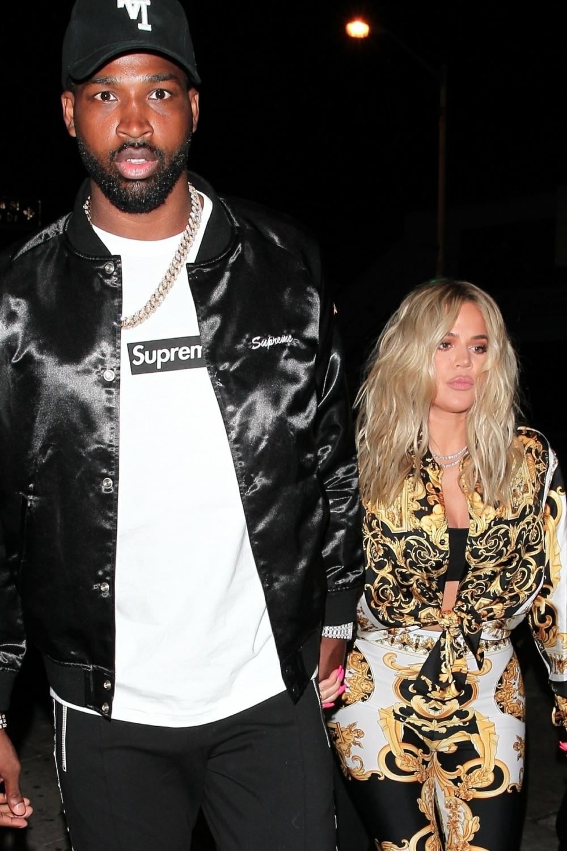 Tristan Thompson was totally cheating on Khloe Kardashian at an LA club