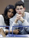 Priyanka Chopra and Nick Jonas catch the ninth day of the US Open together