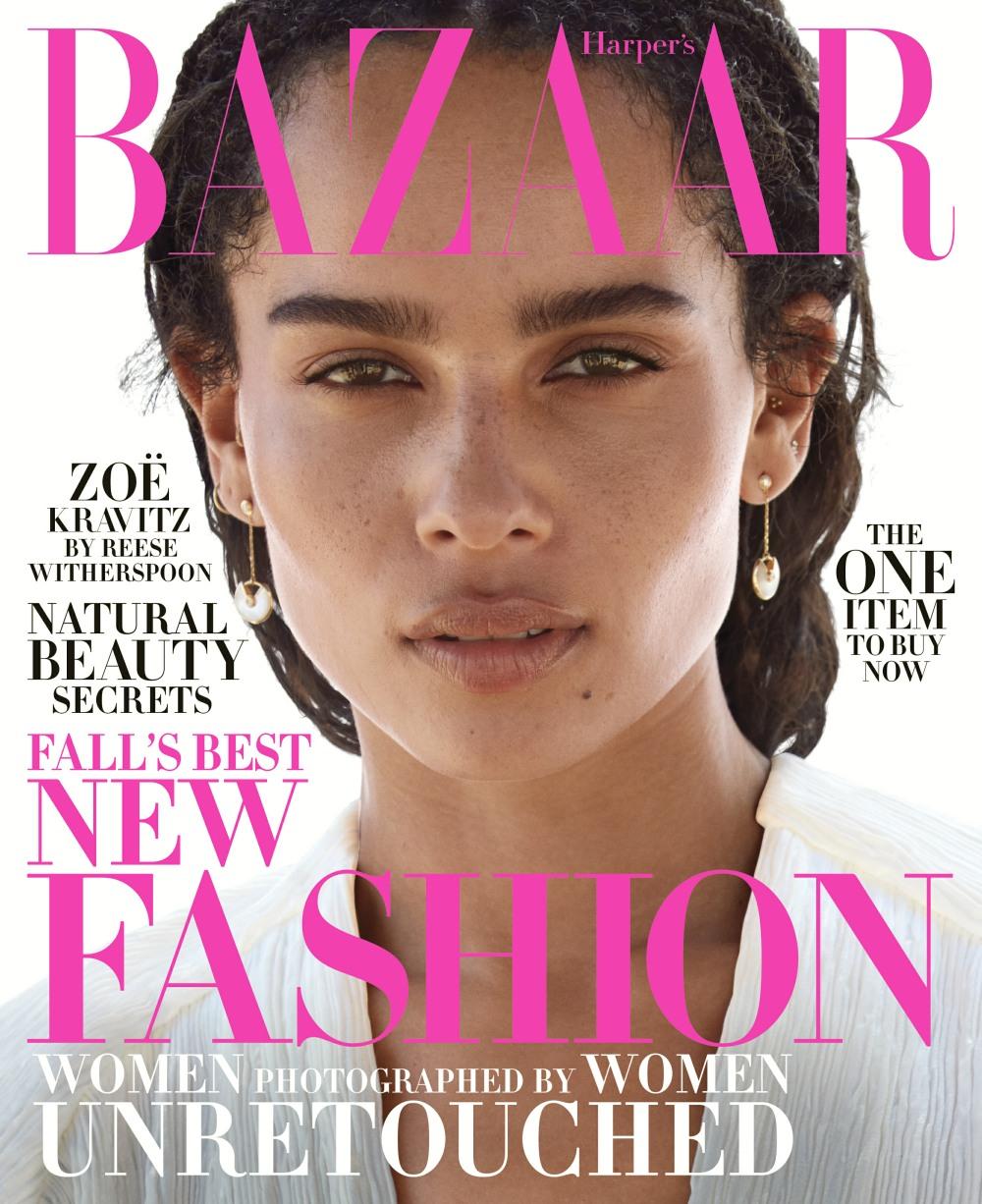 Harper's BAZAAR Oct '18 Cover_NS-1