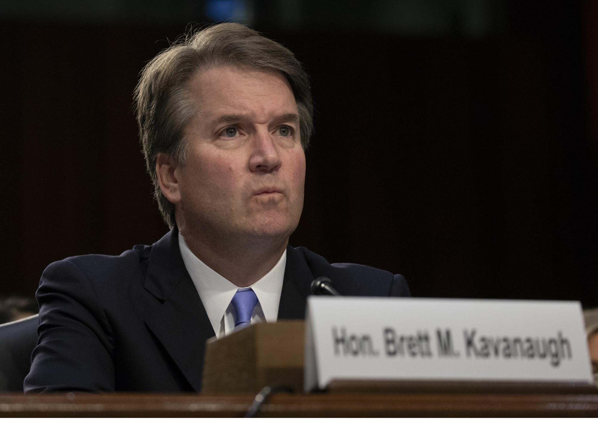 Kavanaugh Confirmation Hearing