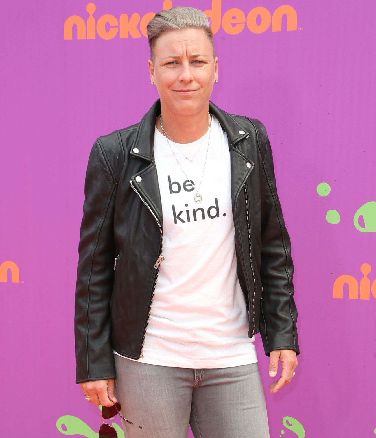 Abby Wambach has some thoughts about what happened to Serena Williams