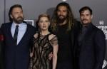 'Justice League' film premiere, Arrivals, Los Angeles