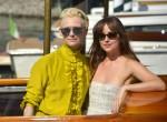 75th International Venice Film Festival - Celebrity Sightings - Day 4