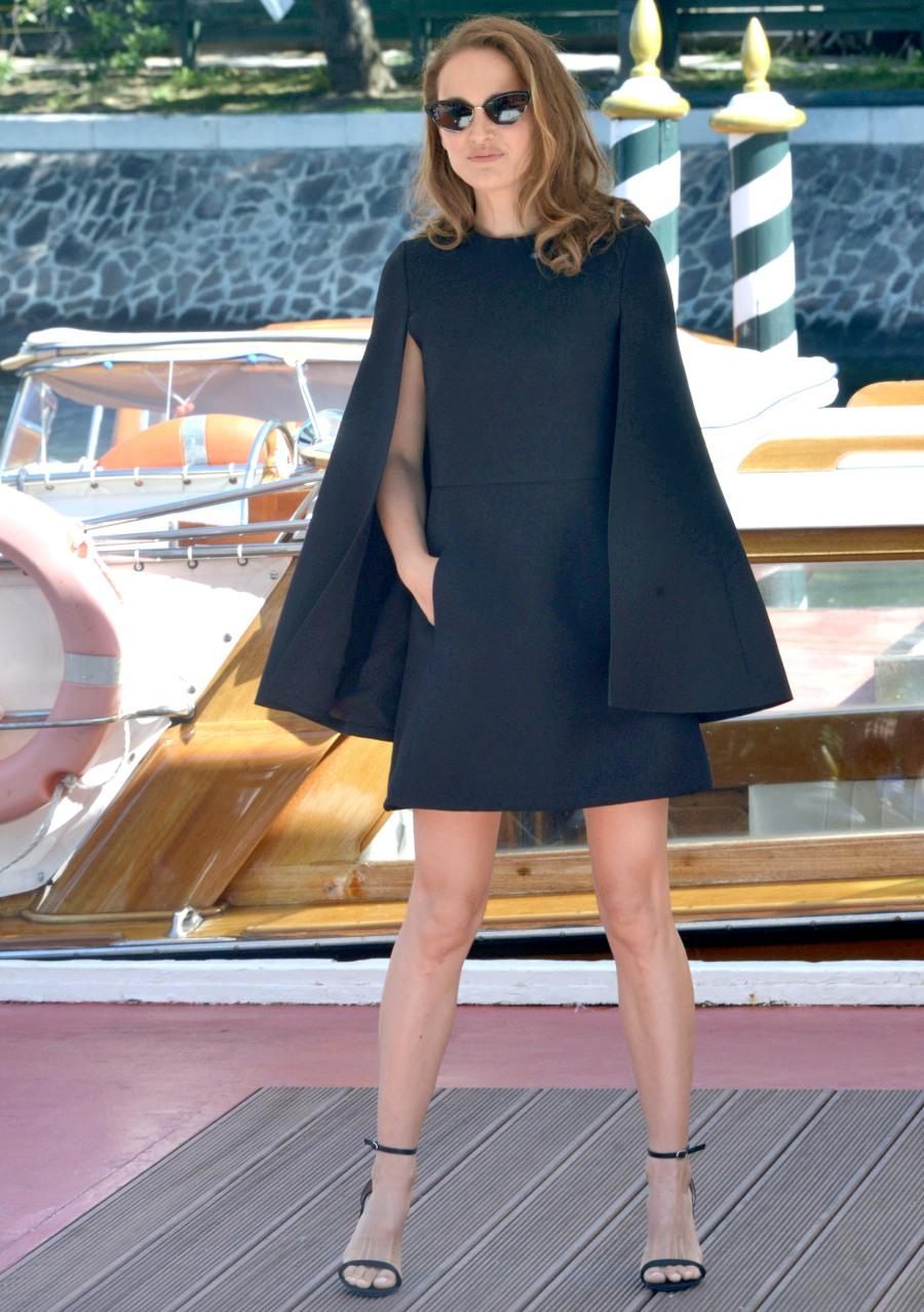 75th Venice International Film Festival - Celebrity Sightings - Day 7